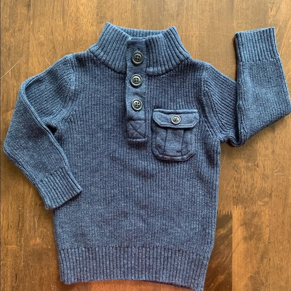 Baby Gap Button down Baby sweater